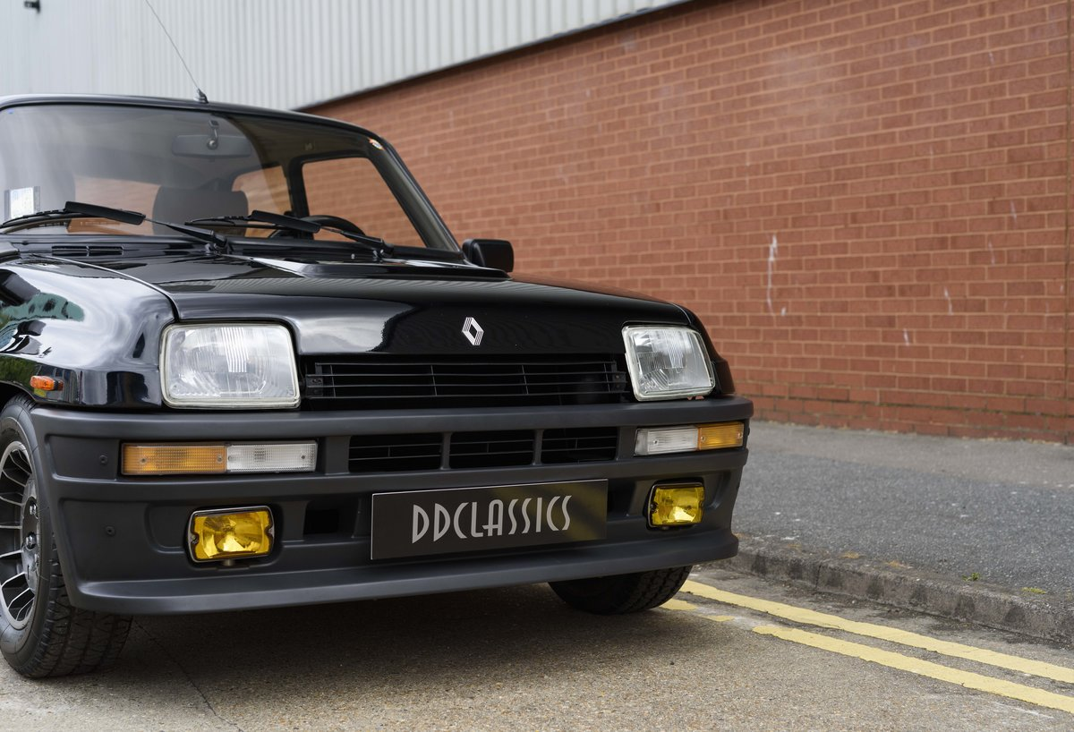 1986 Renault 5 Turbo 2 (LHD) For Sale (picture 9 of 24)