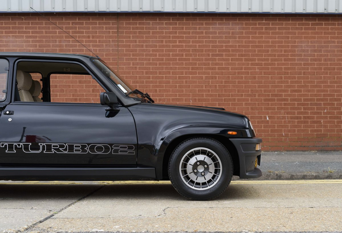 1986 Renault 5 Turbo 2 (LHD) For Sale (picture 11 of 24)