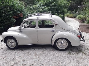 Picture of RENAULT 4CV 1960  BEAUTIFUL CAR 8950 EURO SOLD