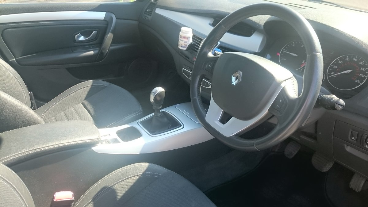 2007 Renault Laguna 1.5dci dynamique For Sale (picture 2 of 3)