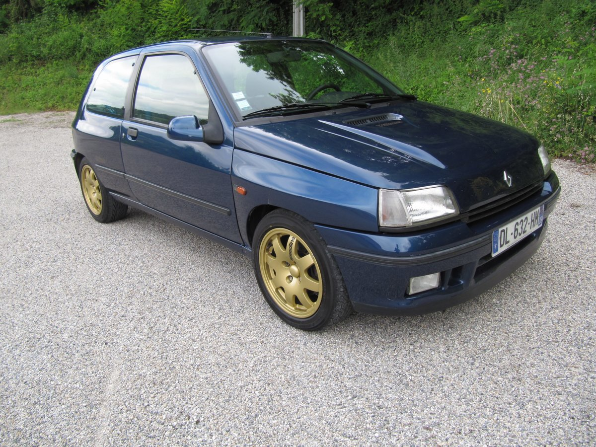 1993 Renault Clio Williams For Sale (picture 3 of 6)