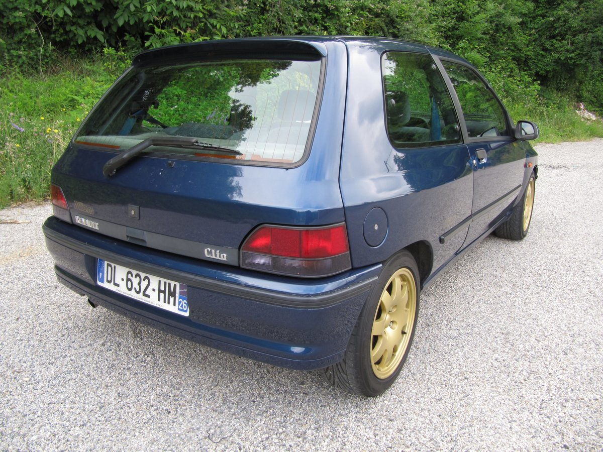 1993 Renault Clio Williams For Sale (picture 4 of 6)