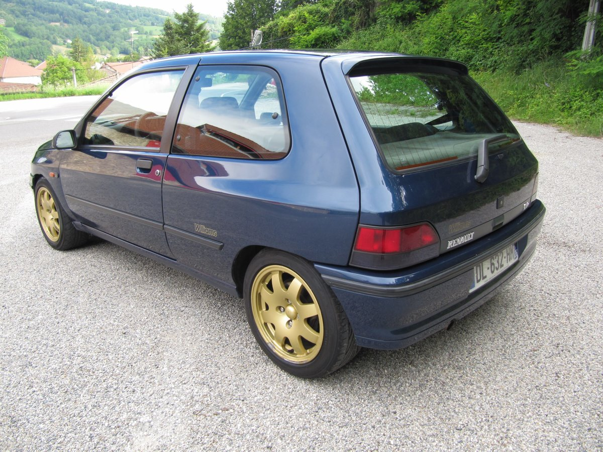 1993 Renault Clio Williams For Sale (picture 5 of 6)