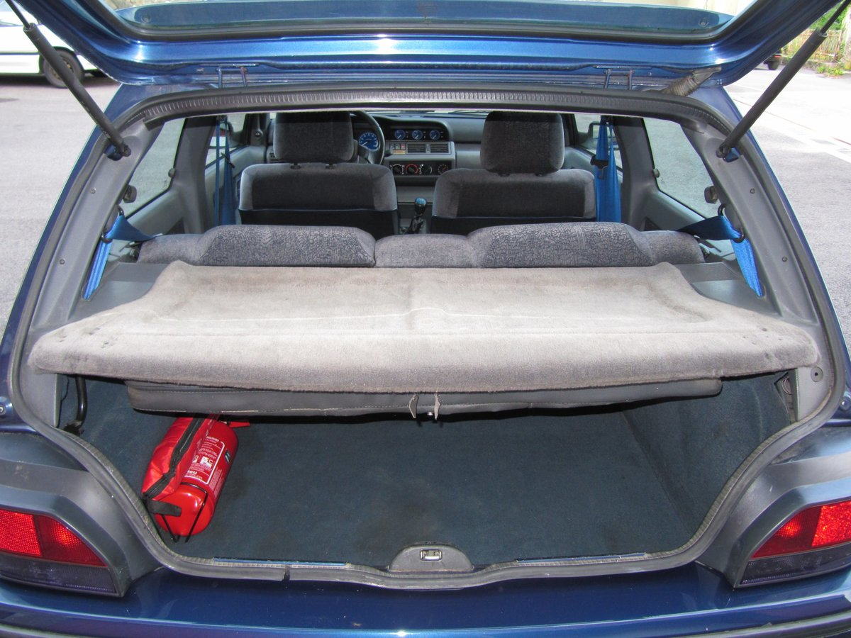 1993 Renault Clio Williams For Sale (picture 6 of 6)