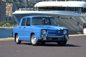 1965 Renault 8 Gordini 1100 For Sale by Auction