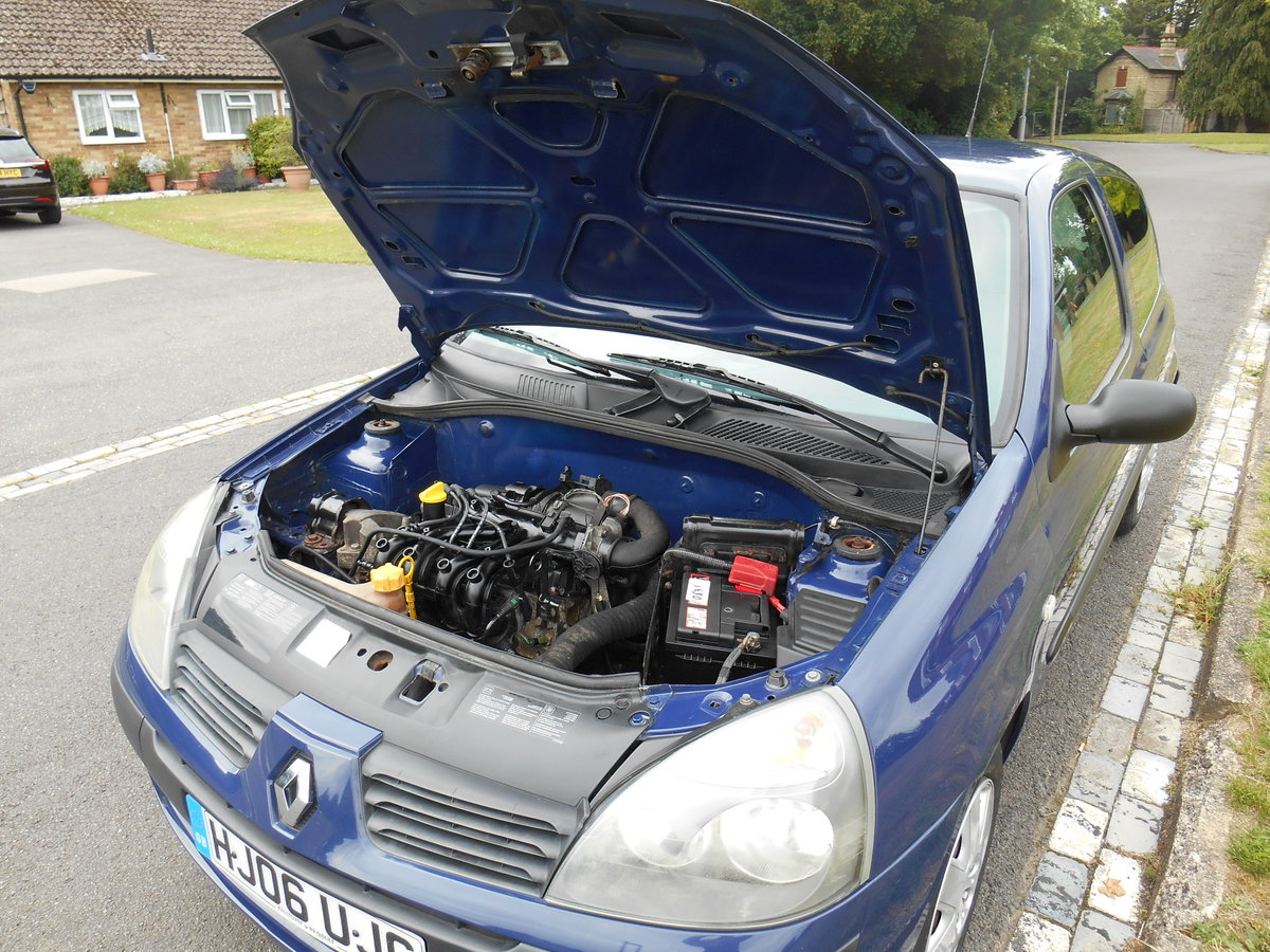 2006 Renault Clio SOLD (picture 2 of 6)