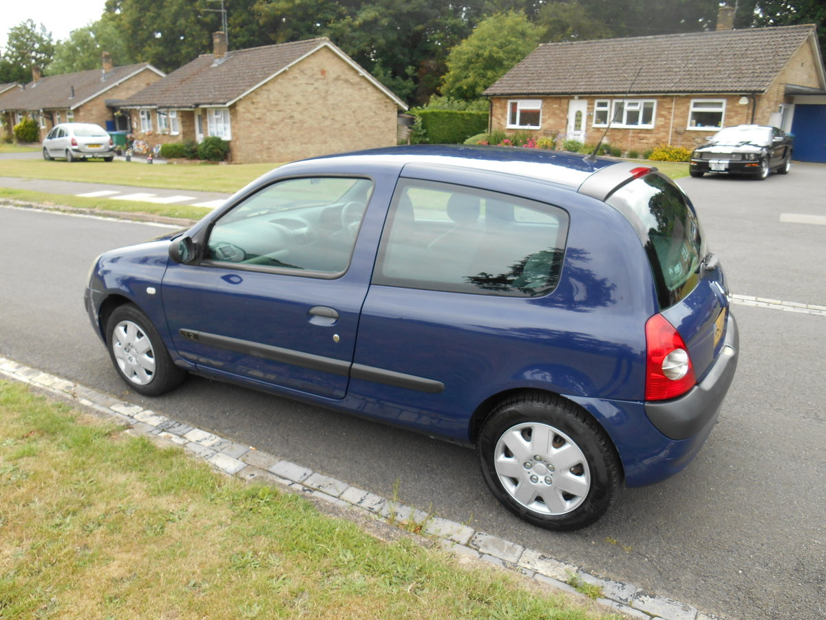 2006 Renault Clio SOLD (picture 6 of 6)