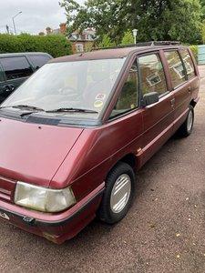 1990 Renault Espace TXE