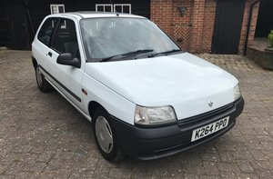 1993 RENAULT CLIO RN 2 DOOR For Sale by Auction
