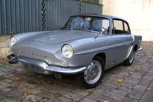 1967 Renault caravelle coupé