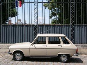 1979 Renault R6 TL