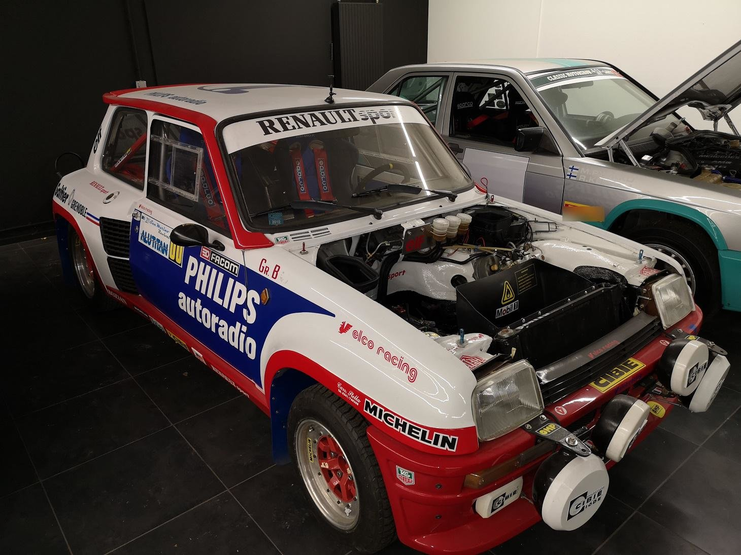 1981 Renault R5 turbo1 For Sale (picture 2 of 6)