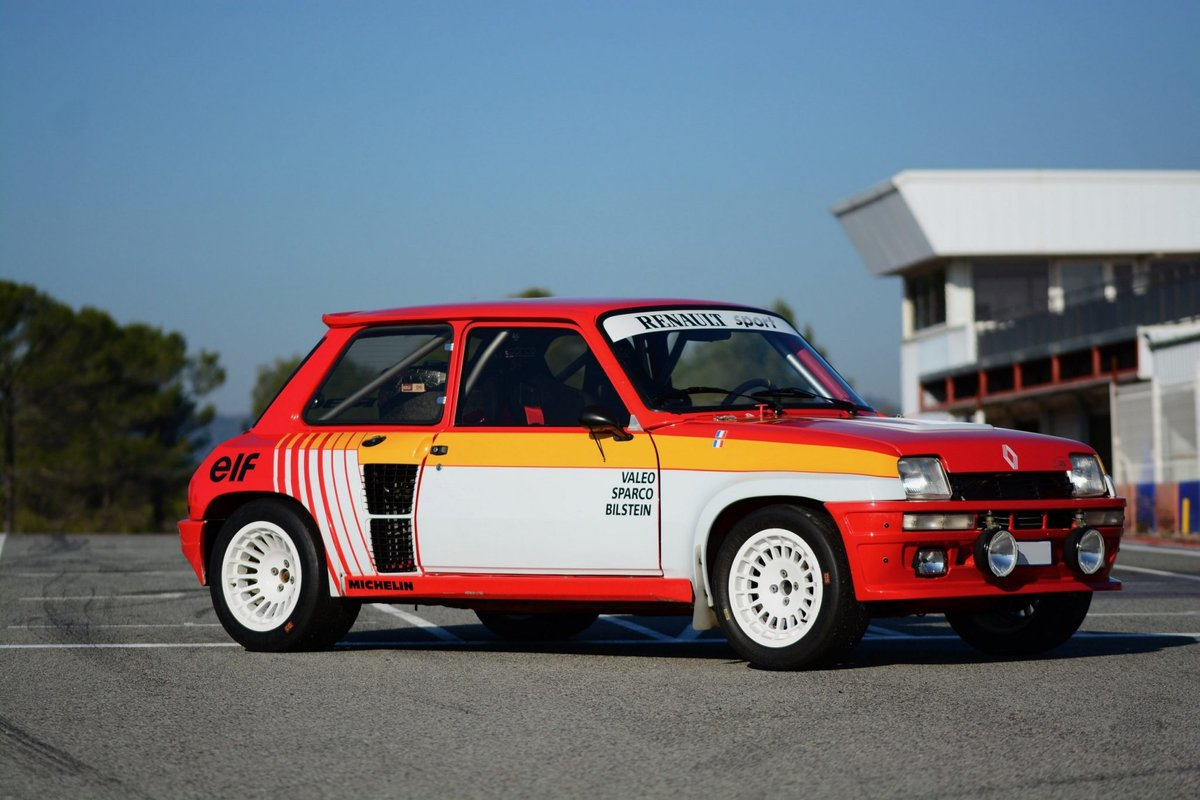 1980 Renault R5 turbo 1 For Sale (picture 1 of 6)