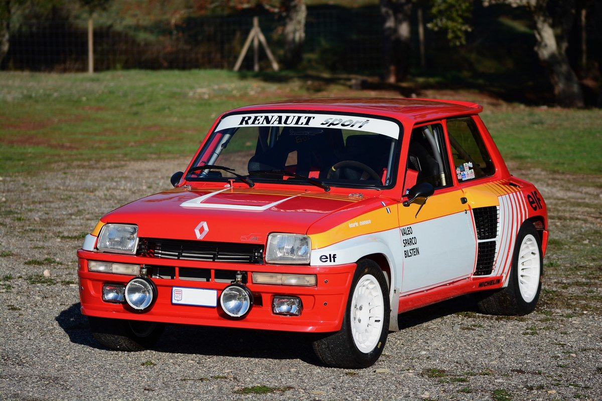 1980 Renault R5 turbo 1 For Sale (picture 2 of 6)