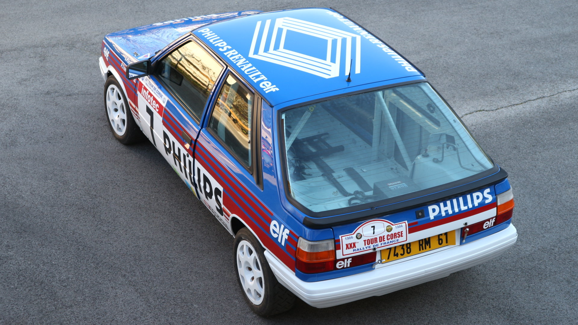 1984 Renault R11 turbo For Sale (picture 1 of 6)