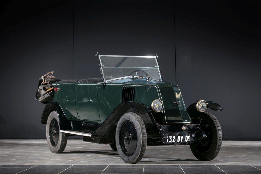 1926 Renault NN Torpédo 4 places - No reserve For Sale by Auction (picture 1 of 6)