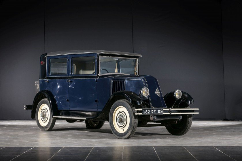 1929 Renault NN 2 Berline - No reserve For Sale by Auction (picture 1 of 6)