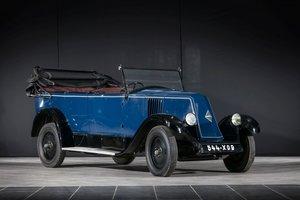 1933 Renault KZ 1 Torpédo - No reserve