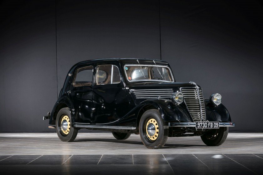 1939 Renault Novaquatre (BDR2) - No reserve For Sale by Auction (picture 1 of 6)