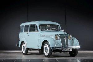 1957 Renault Juvaquatre Dauphinoise - No reserve