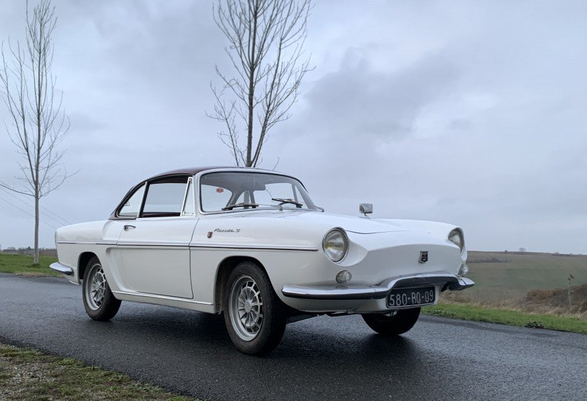 1962 Renault Floride S - No reserve For Sale by Auction (picture 1 of 6)