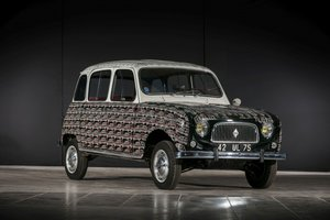 1967 Renault 4 par Arman - No reserve