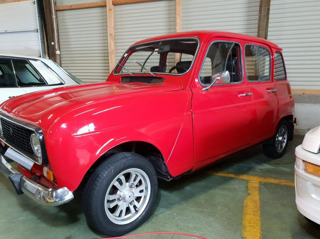 1987 Renault Renault 4l GTL For Sale (picture 1 of 5)