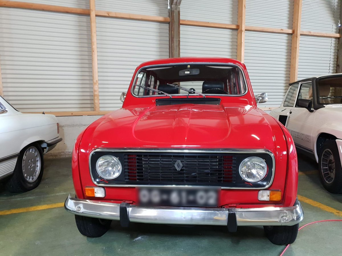 1987 Renault Renault 4l GTL For Sale (picture 3 of 5)