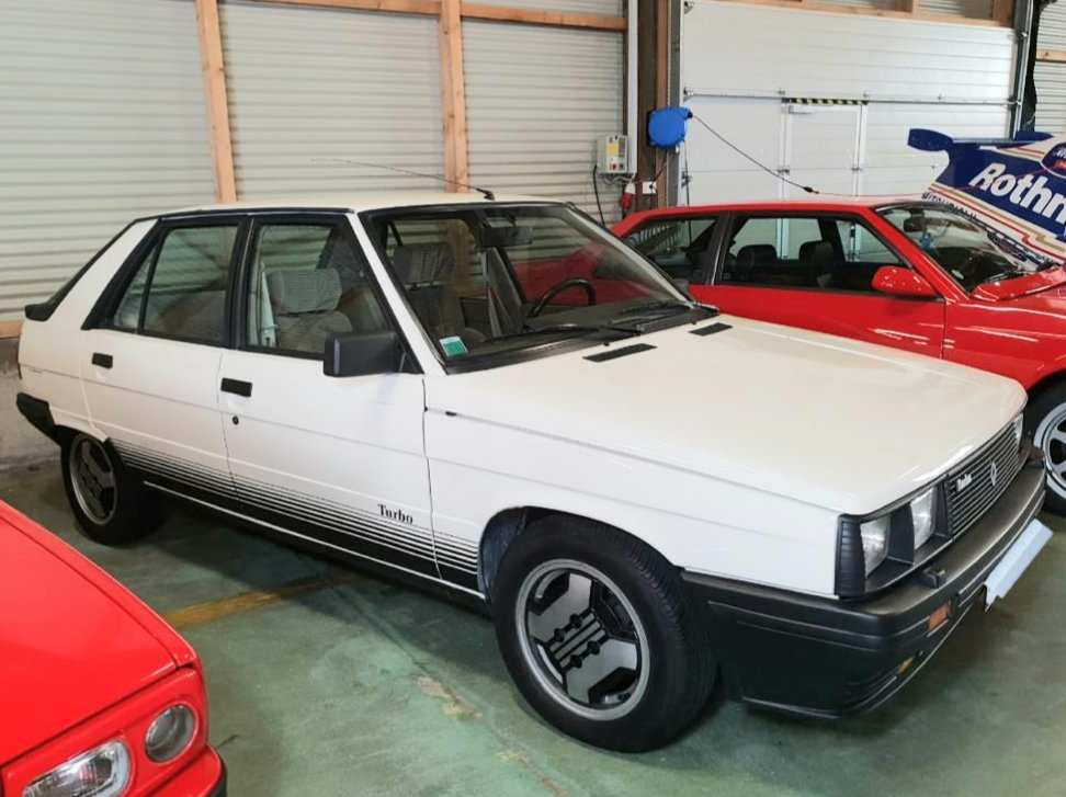 1985 Renault 11 Turbo For Sale (picture 1 of 6)