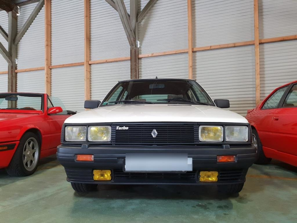 1985 Renault 11 Turbo For Sale (picture 5 of 6)