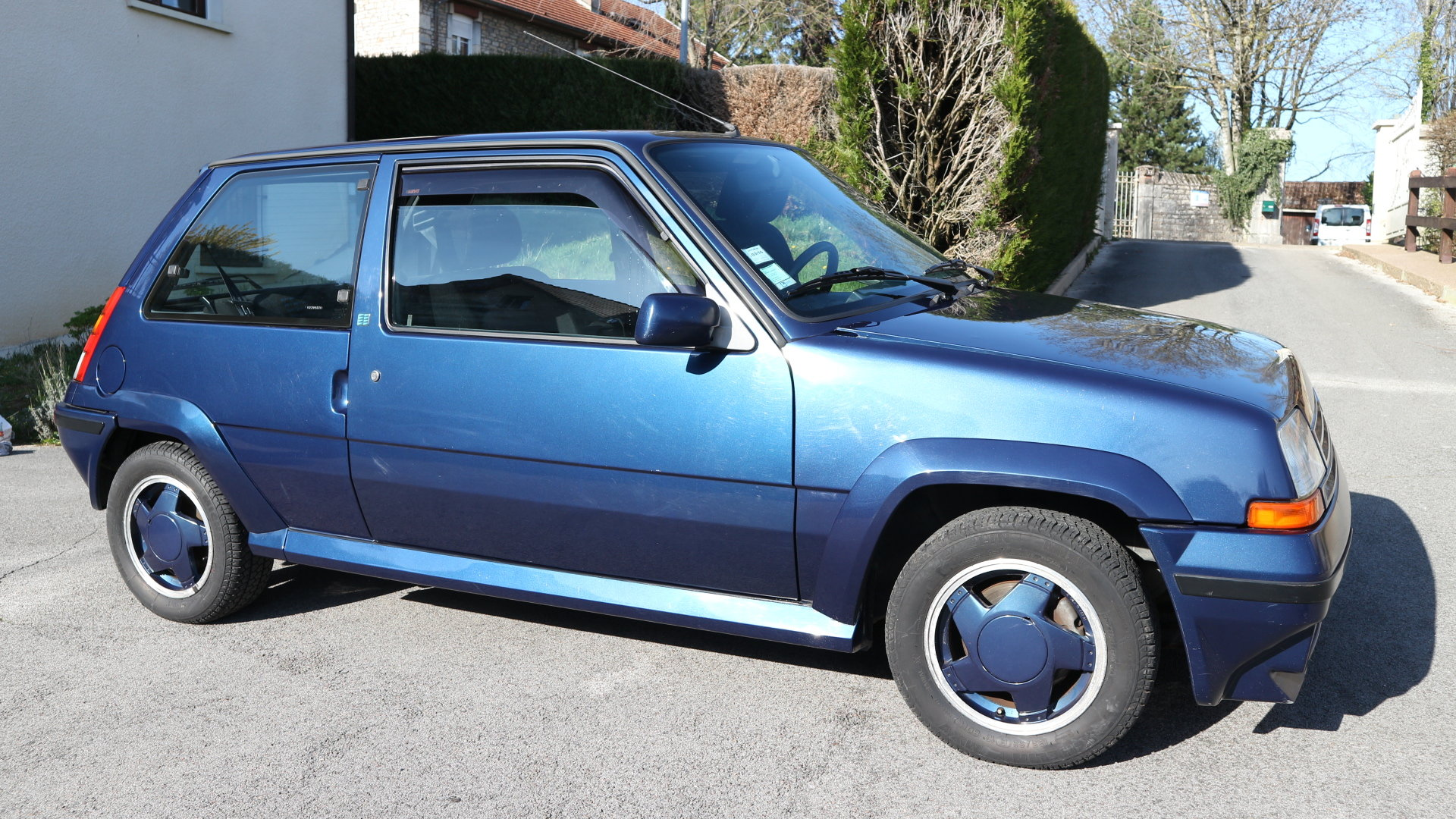 1990 Renault Super 5 GT turbo Alain Oreille For Sale (picture 4 of 6)