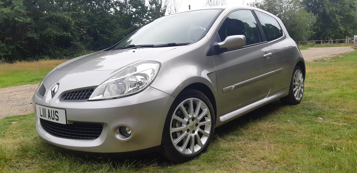 2007 Renault Clio RS 197 SOLD (picture 1 of 6)