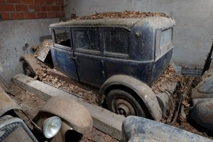 Circa 1930 Renault KZ4 - No reserve For Sale by Auction