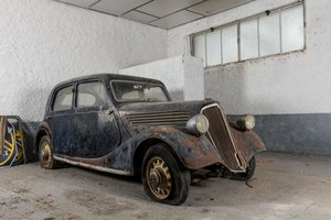 1936 Renault Primaquatre Berline (ACL1) - No reserve For Sale by Auction