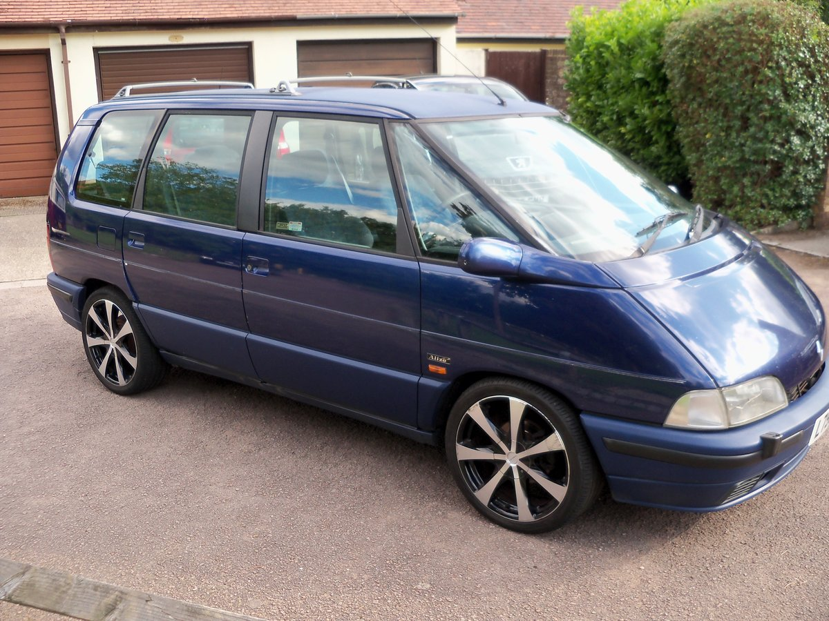 1994 Renault Espace - Classic MPV For Sale (picture 1 of 6)
