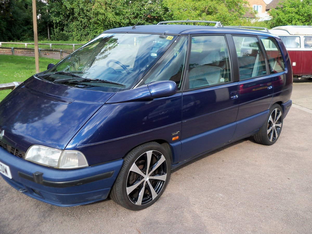 1994 Renault Espace - Classic MPV For Sale (picture 2 of 6)