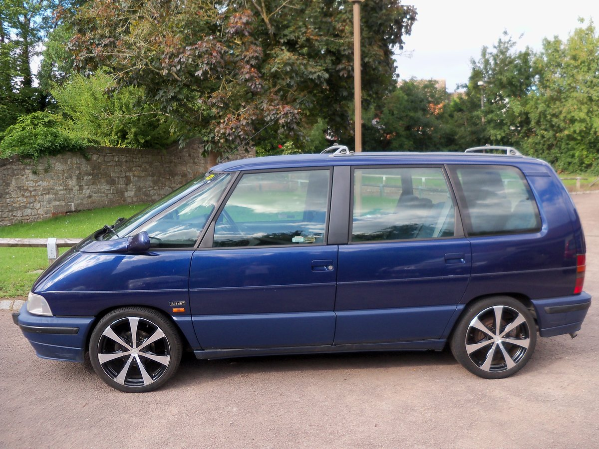 1994 Renault Espace - Classic MPV For Sale (picture 3 of 6)