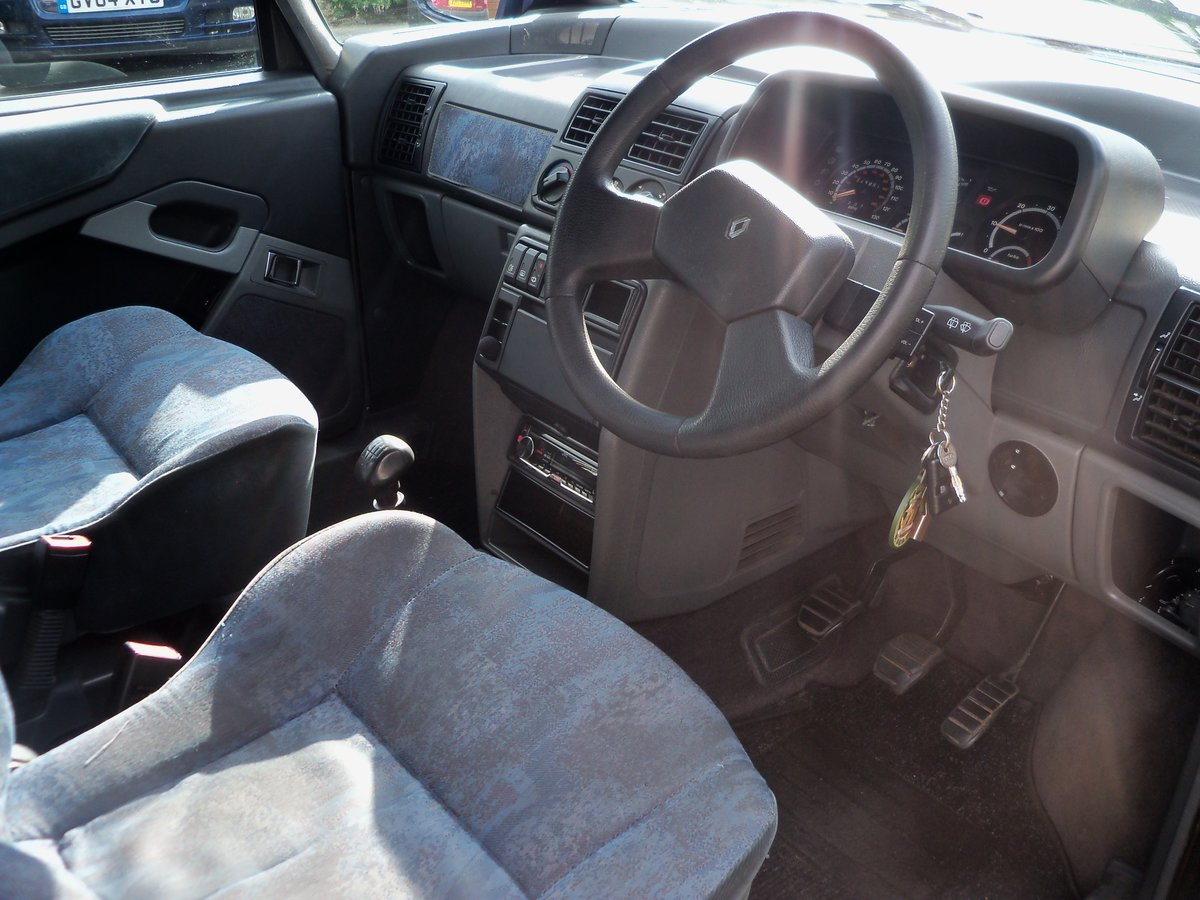 1994 Renault Espace - Classic MPV For Sale (picture 5 of 6)
