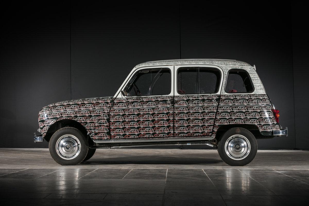 1967 Renault 4 par Arman - No reserve For Sale by Auction (picture 3 of 6)