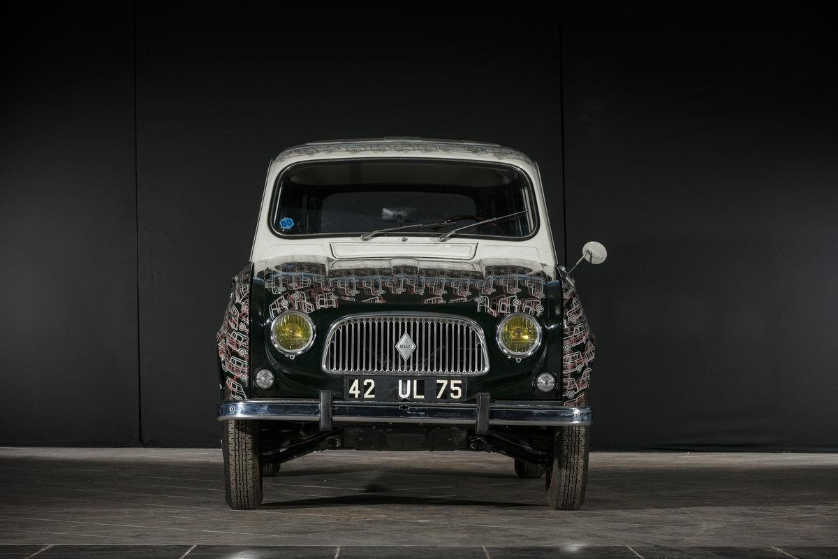 1967 Renault 4 par Arman - No reserve For Sale by Auction (picture 4 of 6)