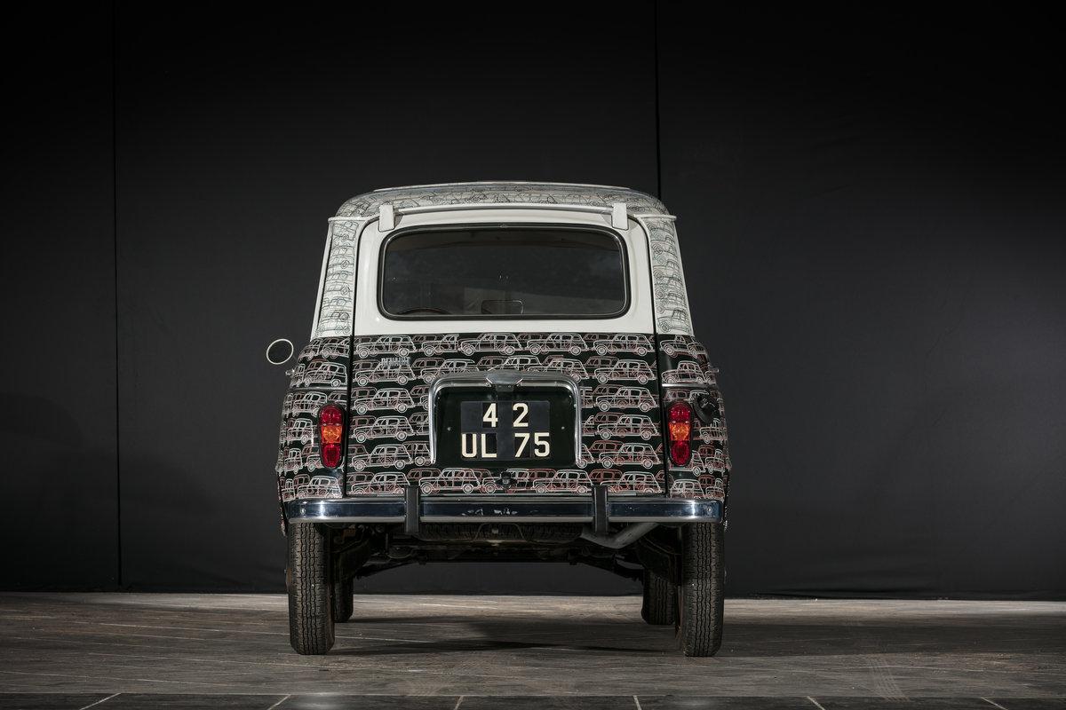 1967 Renault 4 par Arman - No reserve For Sale by Auction (picture 5 of 6)
