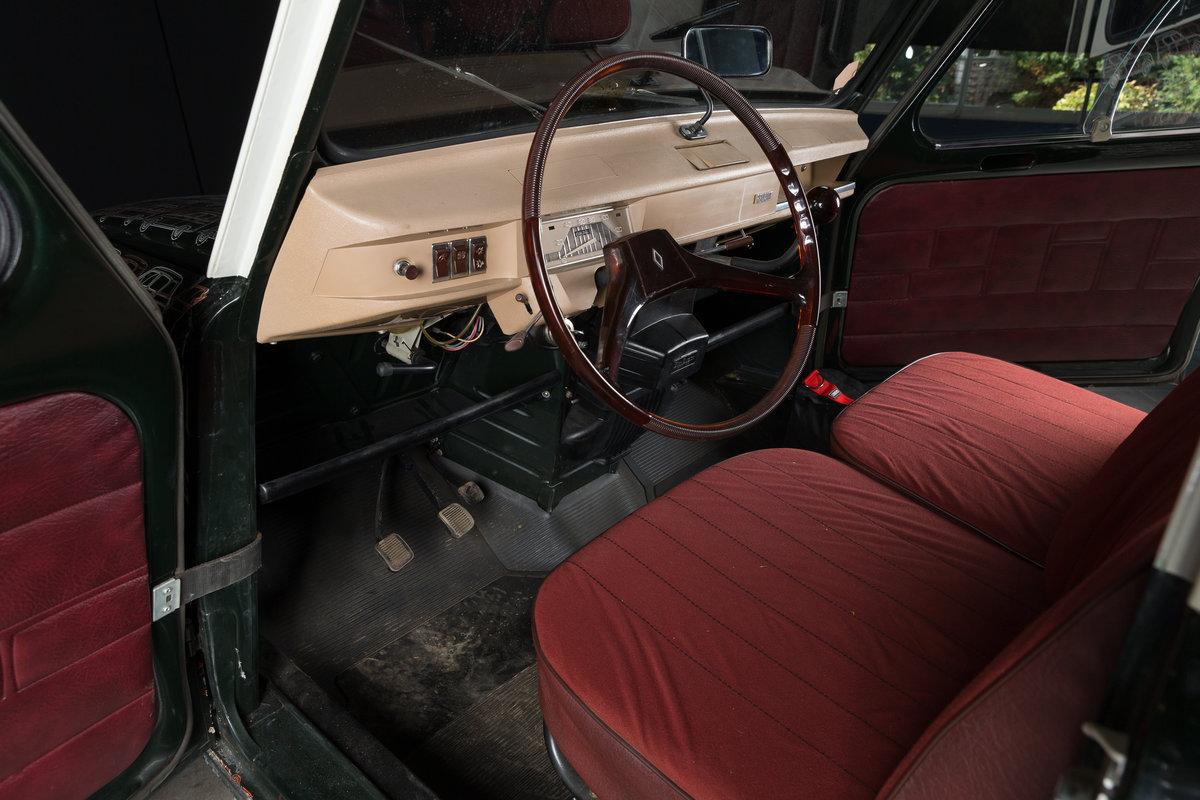 1967 Renault 4 par Arman - No reserve For Sale by Auction (picture 6 of 6)