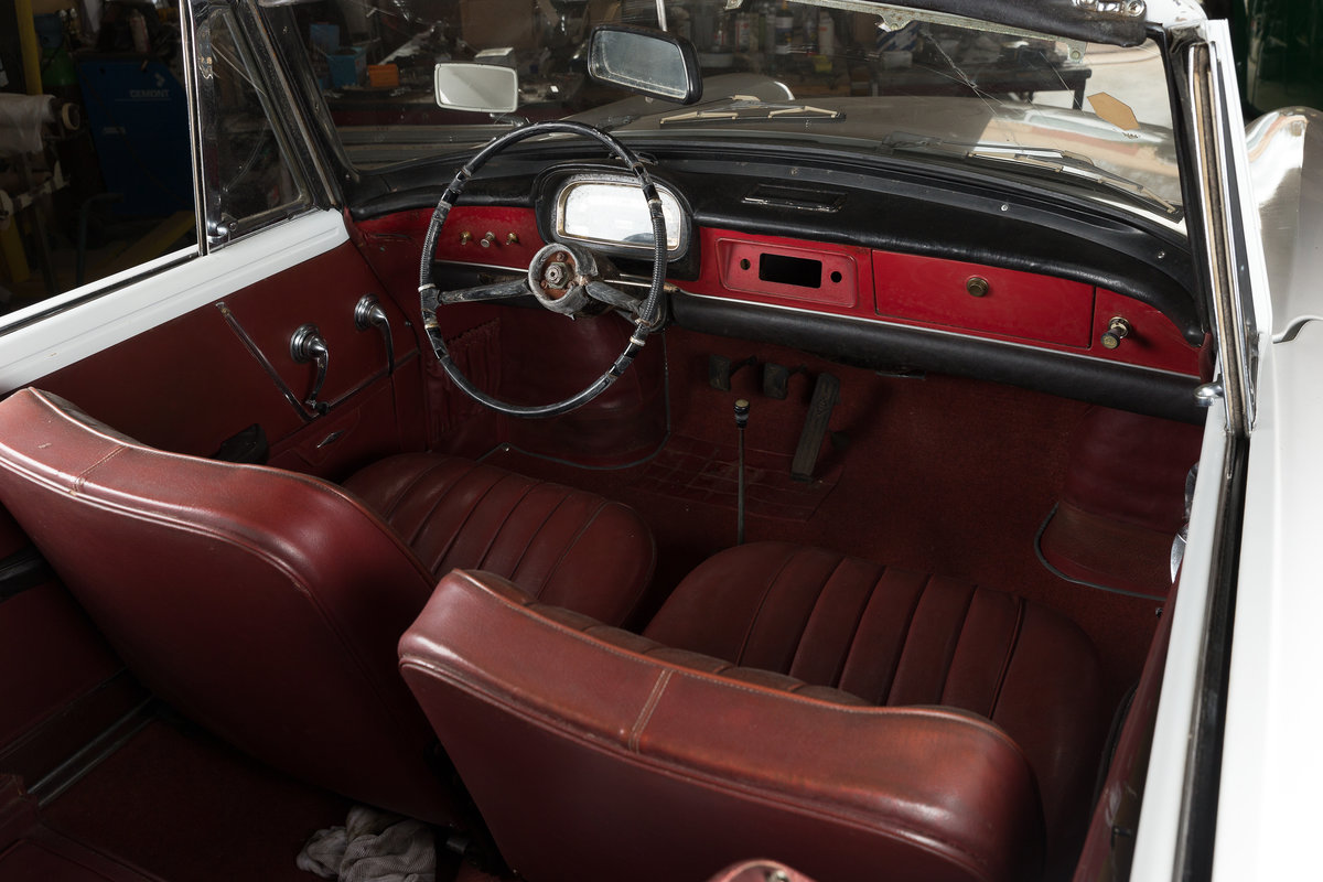 1962 Renault Floride S - No reserve For Sale by Auction (picture 3 of 6)