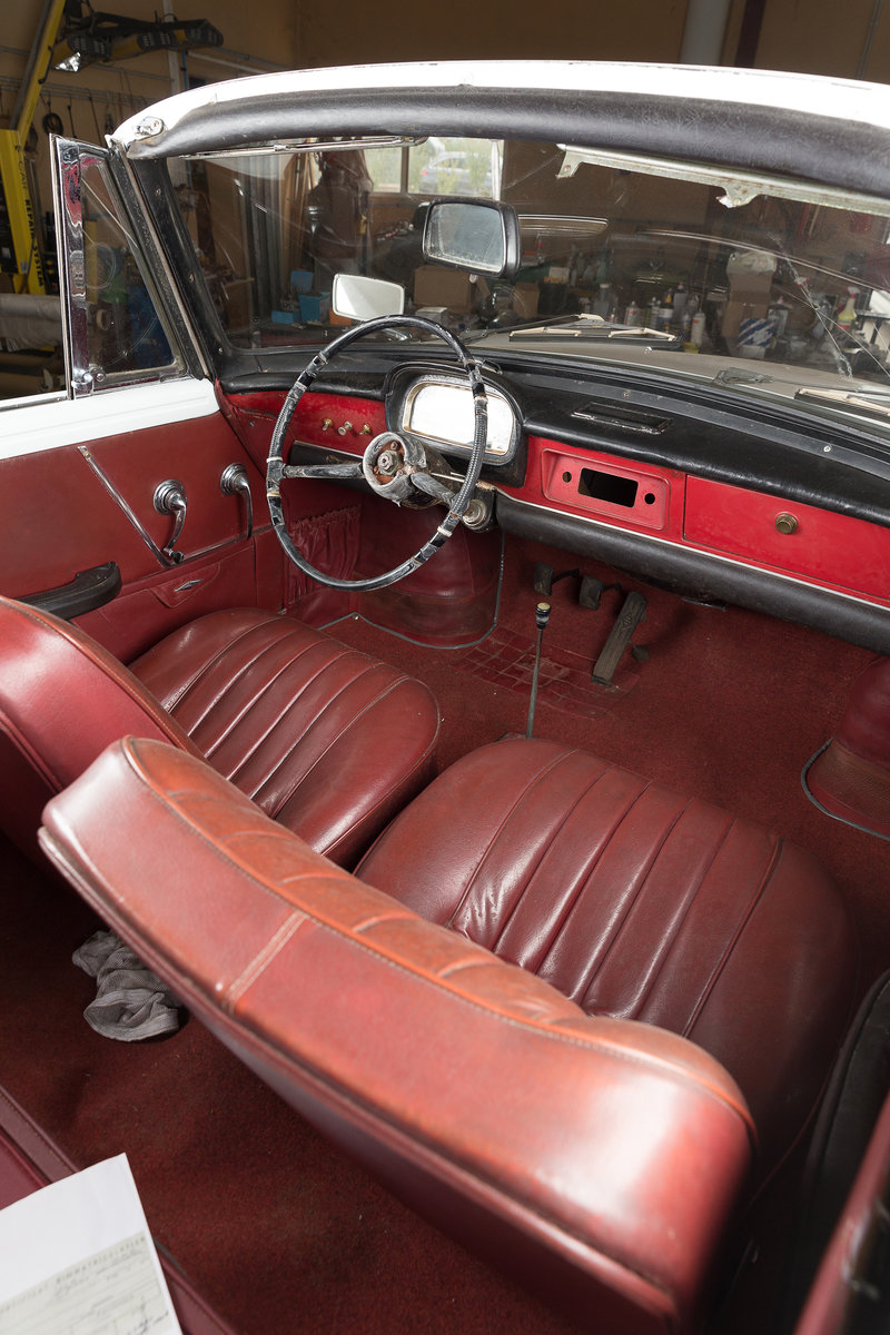 1962 Renault Floride S - No reserve For Sale by Auction (picture 5 of 6)