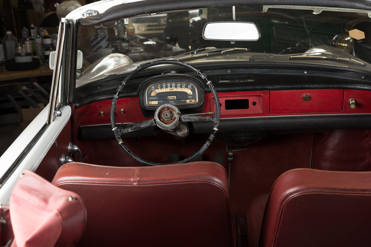 1962 Renault Floride S - No reserve For Sale by Auction (picture 6 of 6)