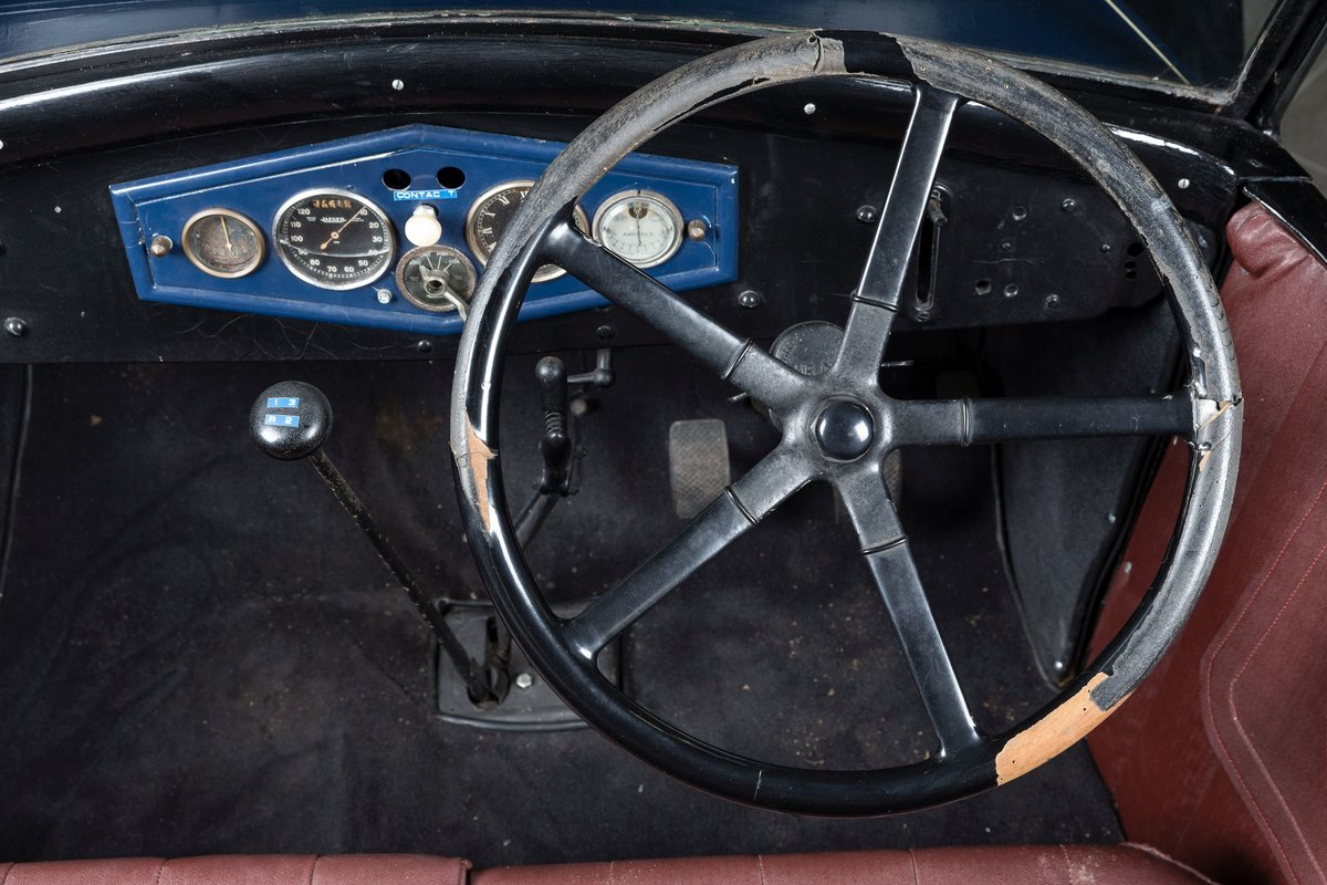 1933 Renault KZ 1 Torpédo - No reserve For Sale by Auction (picture 6 of 6)