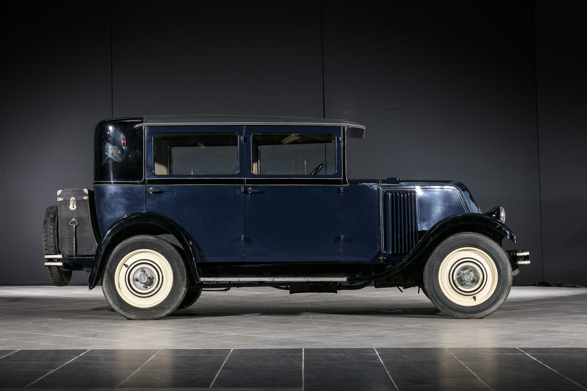 1929 Renault NN 2 Berline - No reserve For Sale by Auction (picture 2 of 6)