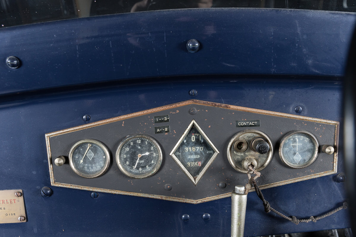 1929 Renault NN 2 Berline - No reserve For Sale by Auction (picture 5 of 6)
