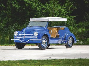 1961 Renault 4CV Jolly by Ghia