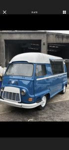 1975 Renault Estafette food truck